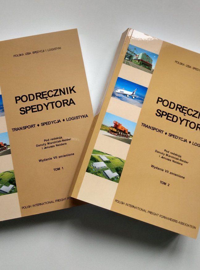 Podręcznik spedytora – transport, spedycja i logistyka 2020